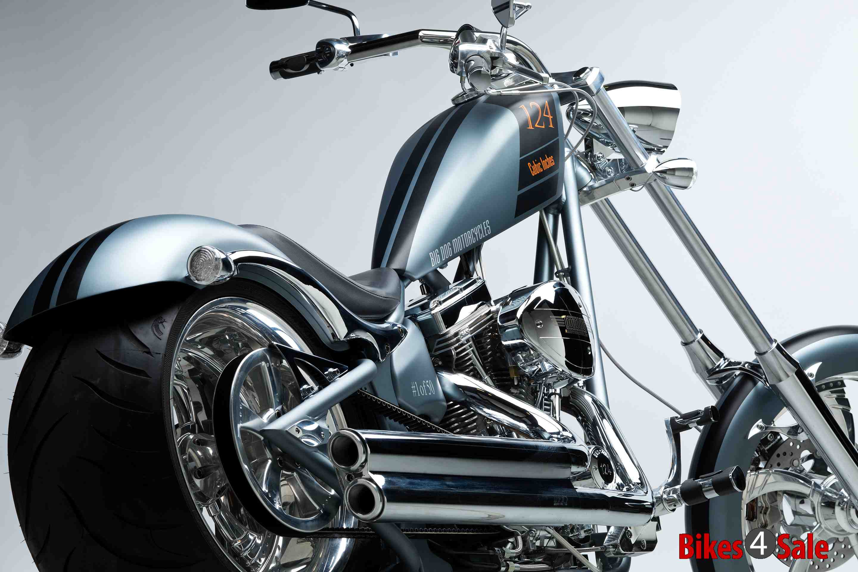 The Big Dog Chopper Motorcycles Are Now Available In India Bikes4sale