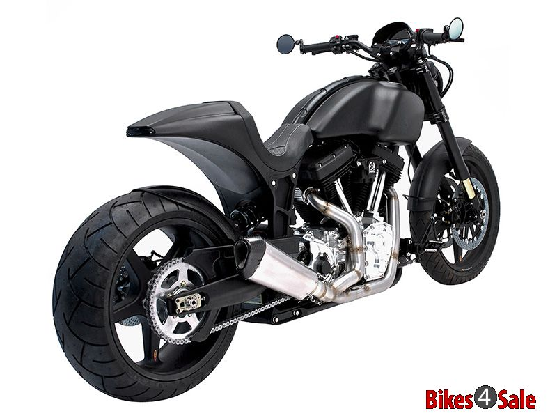 Krgt 1 Arch Motorcycles Black