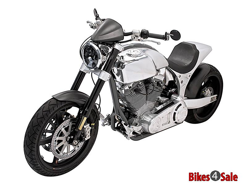 Krgt 1 Arch Motorcycles Silver