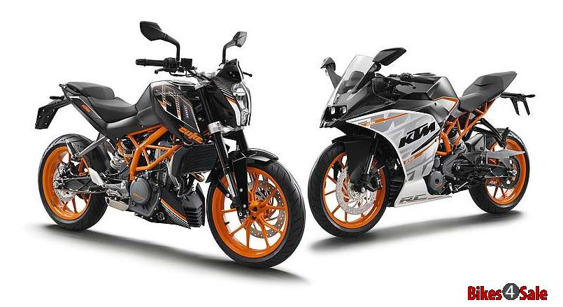 Ktm Duke 250 And Rc 250 Coming To Indonesia Bikes4sale
