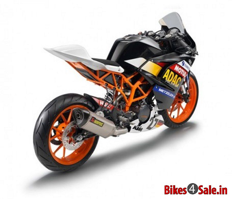 2013 KTM RC 390 Racing Edition