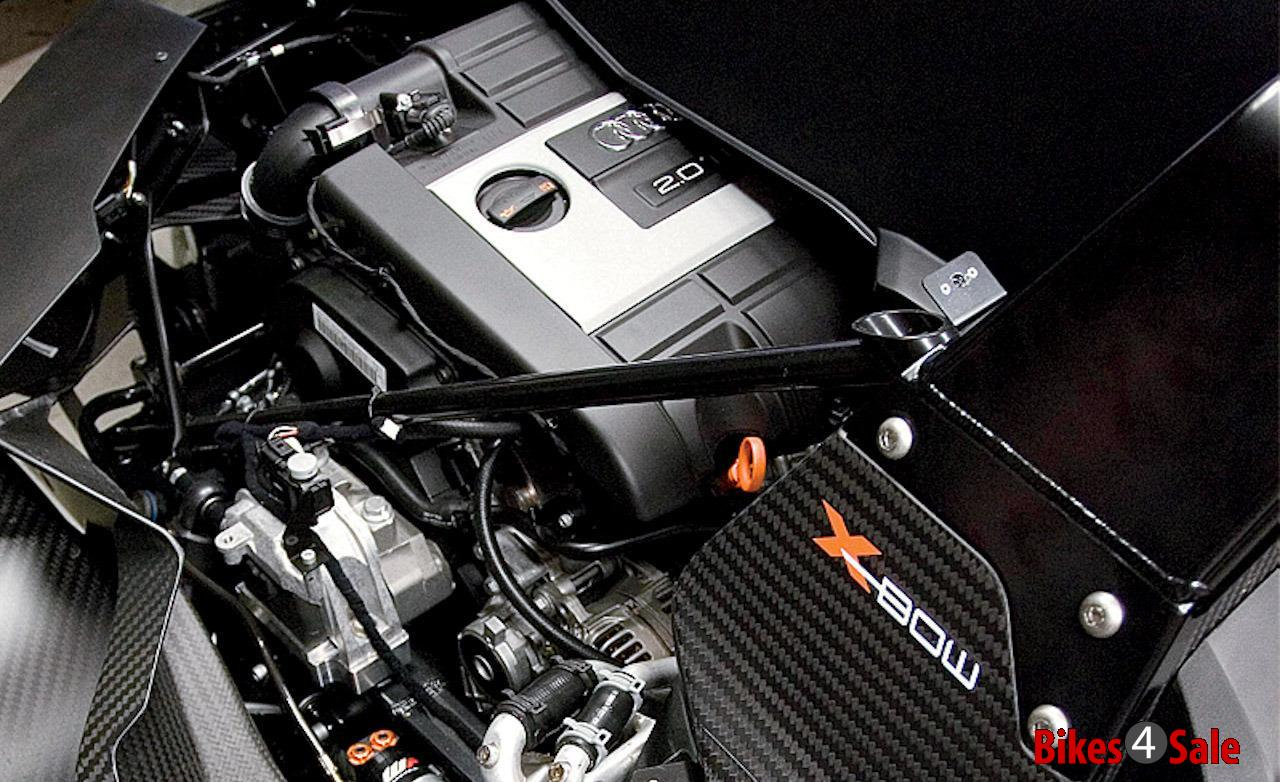 Ktm X Bow Engine