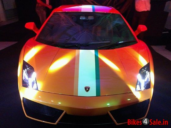 Lamborghini Gallardo Lp550 2 Indian Limited Edition Launched