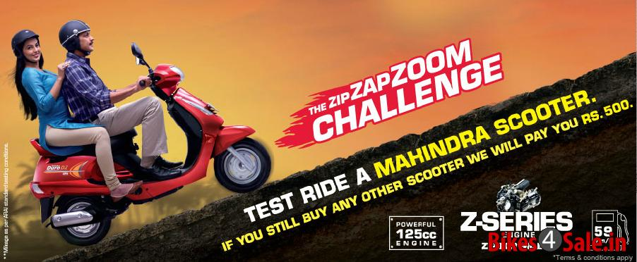 Mahindra the Zip Zap Zoom Challenge