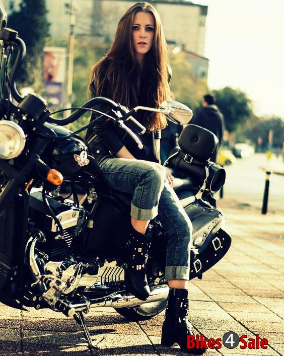 Motorcycle Boots Girls