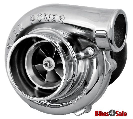 Motorcycle Turbo Charger