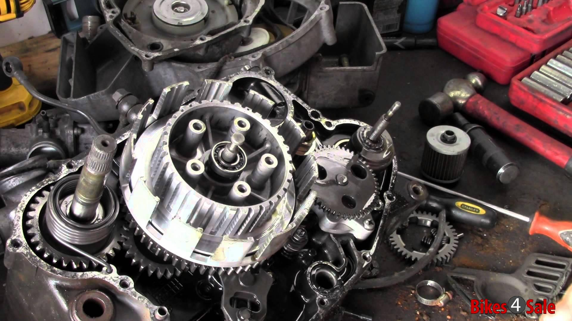 Images of Motorcycle Clutch Slipping Symptoms - #rock-cafe