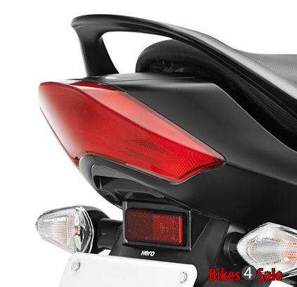 Passion Pro New Rear Lamp