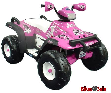 Electric all terrain vehicle for kids bikes4sale for Peg perego polaris outlaw