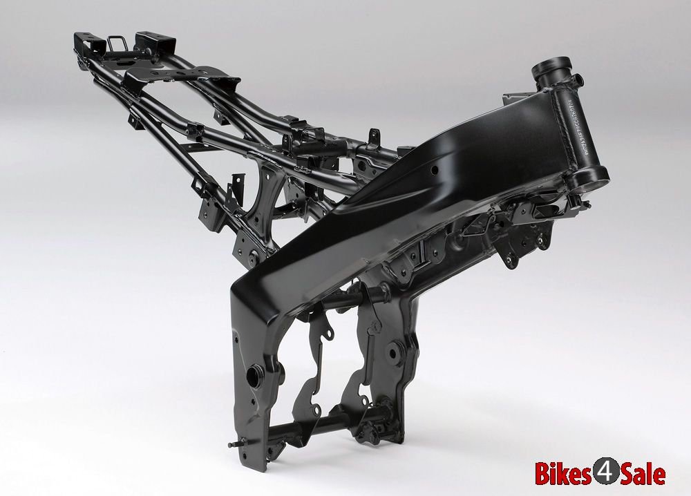Motorcycle Frame : A complete guide - Bikes4Sale