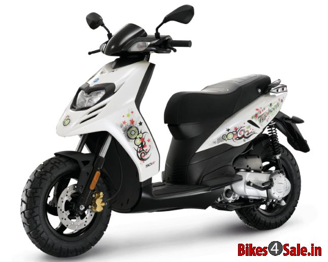 piaggio typhoon 150 to be launched in india soon - bikes4sale