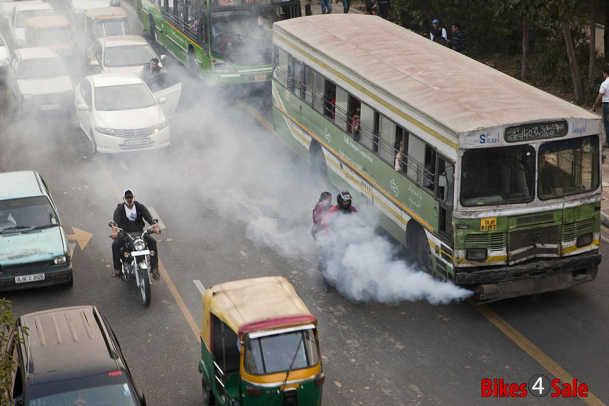 Pollution Bs 4 Norms