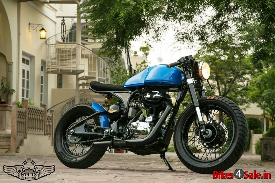 Cafe Racer For Sale In India