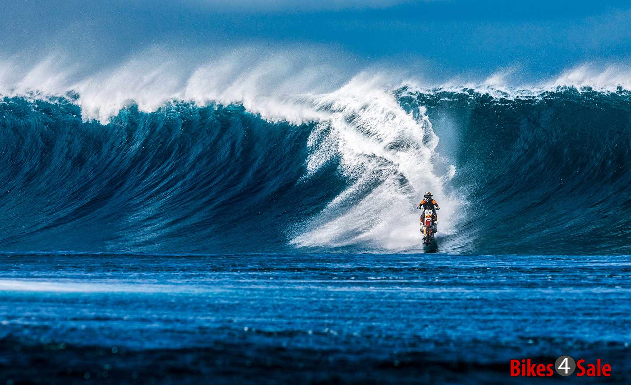 Robbie Maddison Pipe Dream Wave