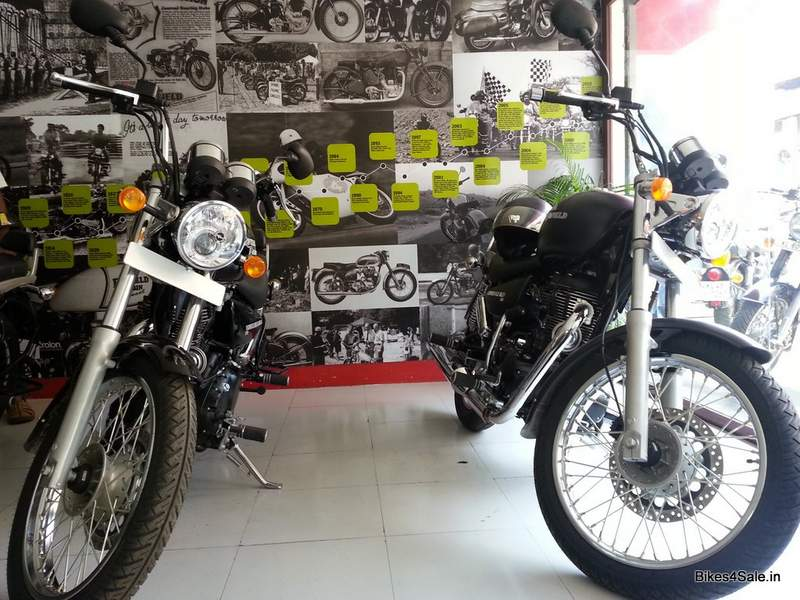Royal Enfield Thunderbird 500
