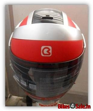 Steelbird helmet with cooling effect