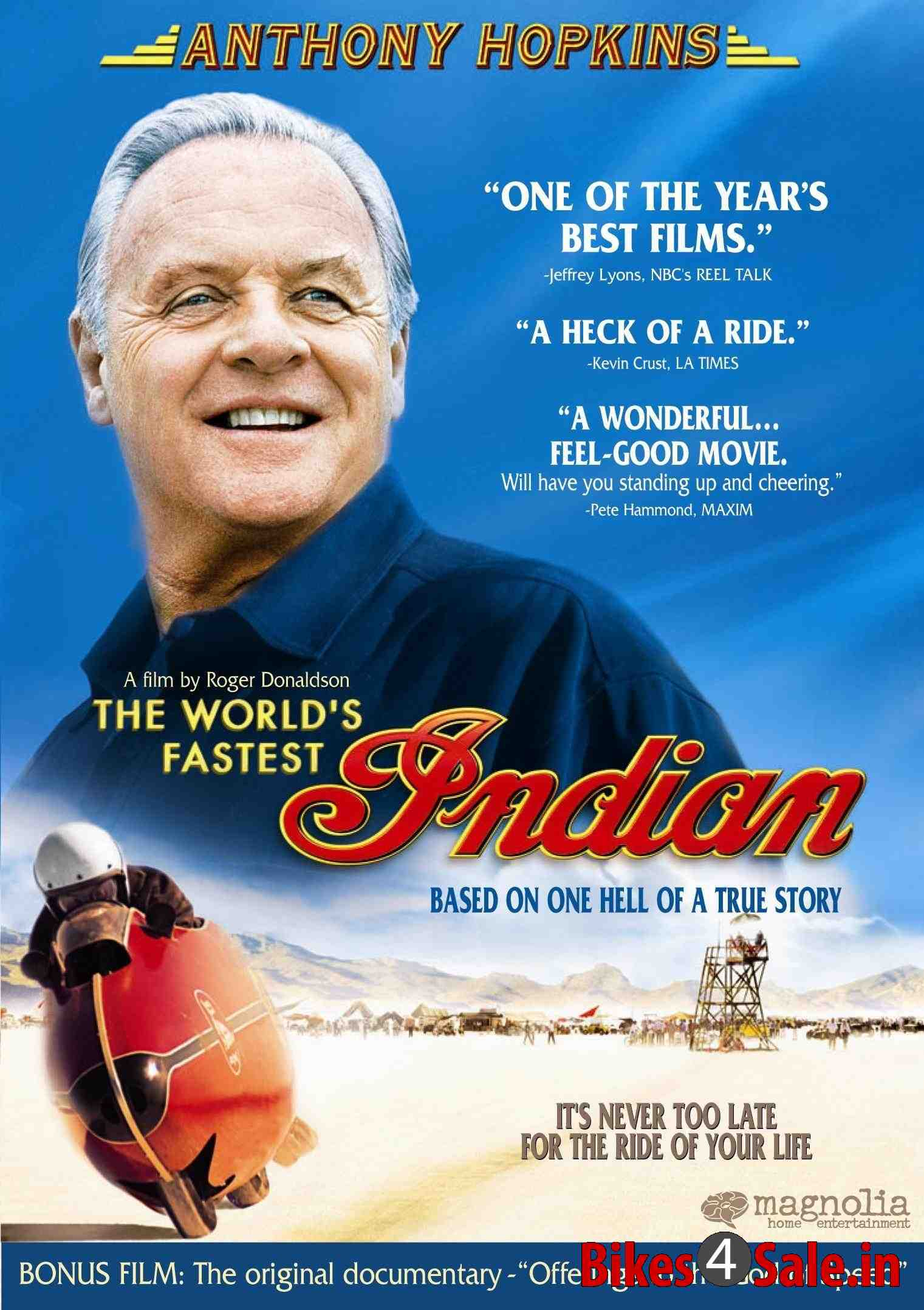 The World,s Fastest Indian (2005)