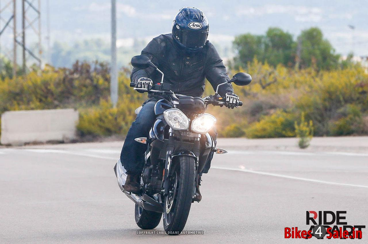 Triumph Cub Upcoming 250cc Motorcycle in India
