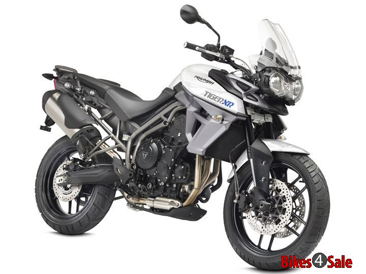 Triumph Tiger 800xr India