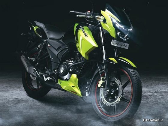 TVS Apache RTR ABS 180