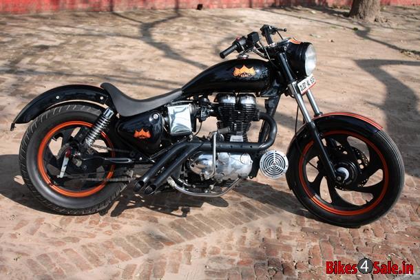 Xlnc Customs Delhi Bikes4sale