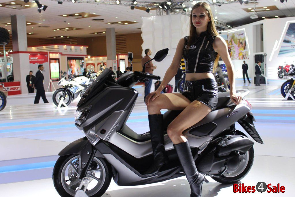 Motorcycles And Scooters Unvieled In Auto Expo 2016