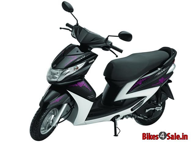 Yamaha Ray Precious Edition