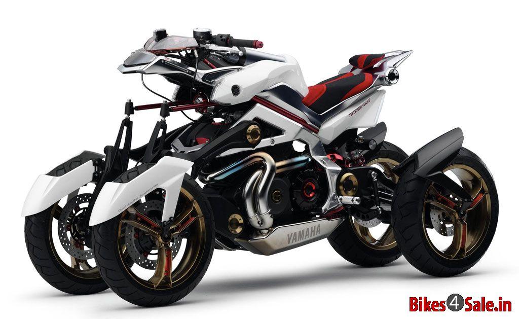 Yamaha Bikes 2014