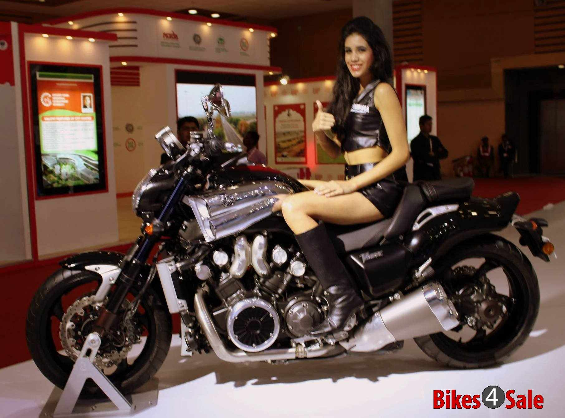 Honda 4 Wheeler For Sale >> Motorcycles and Scooters Unvieled in Auto Expo 2016 - Bikes4Sale