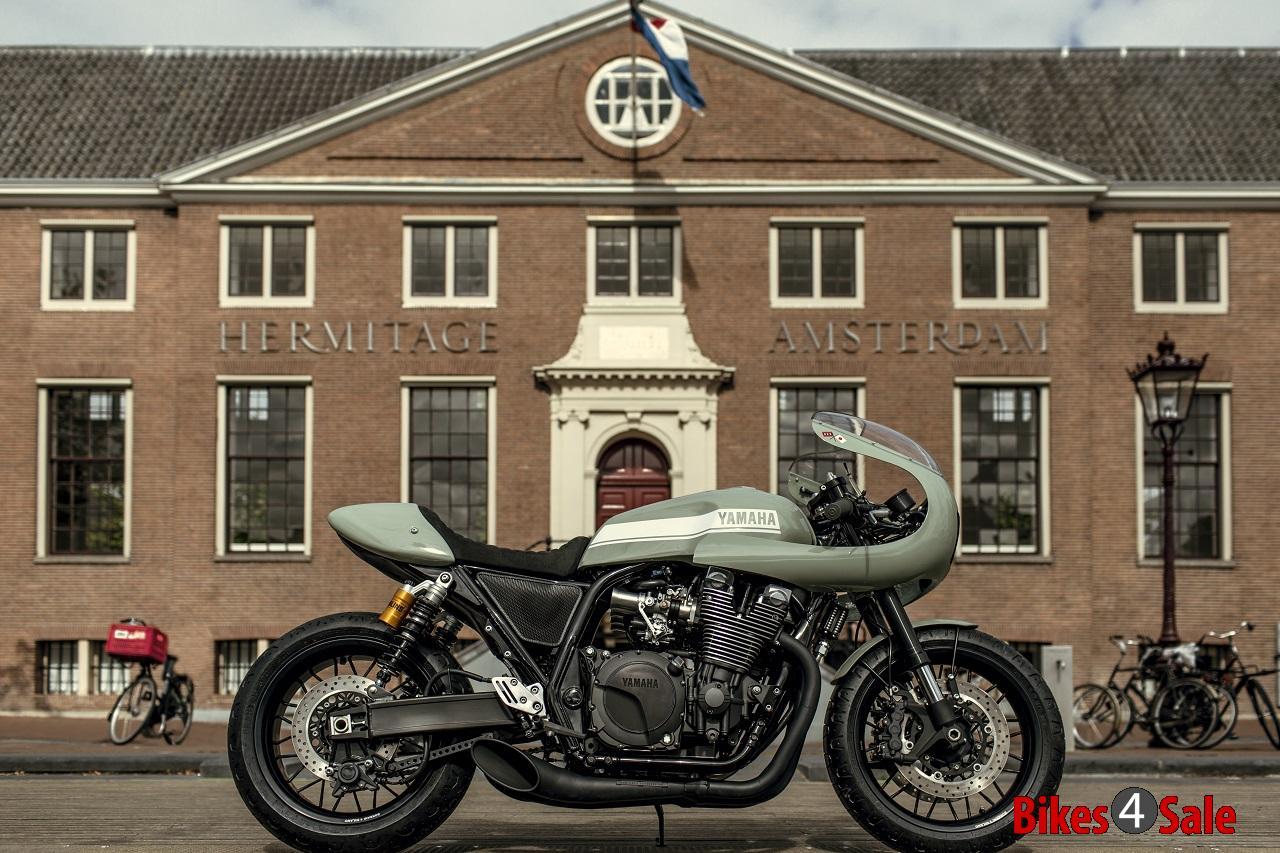 Yamaha Yard Built Xjr 1300 Side Right