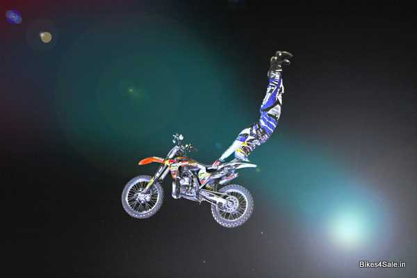 Redbull X-Fighters