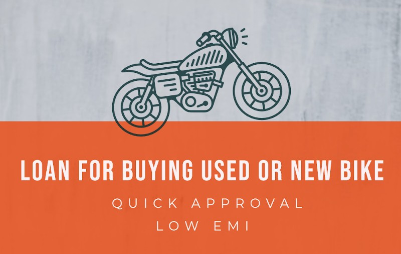 Bike Loan Lowest Interest Rate