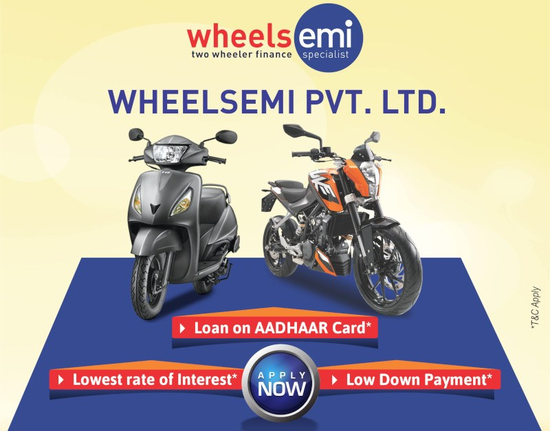 Two-Wheeler Finance