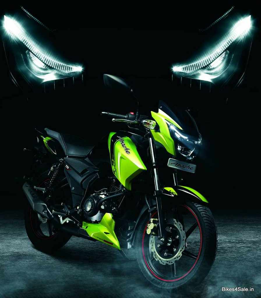 TVS to Enter Bigger Bikes Segment