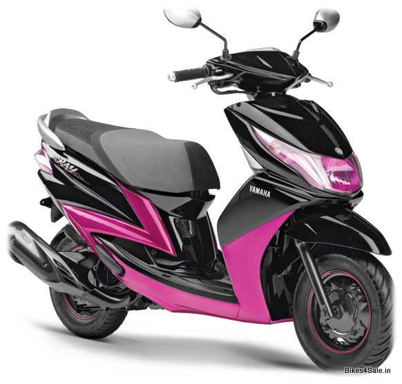 Yamaha Scooter Ray
