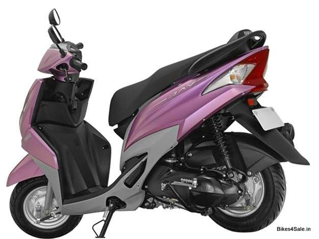 Yamaha Ray Launched