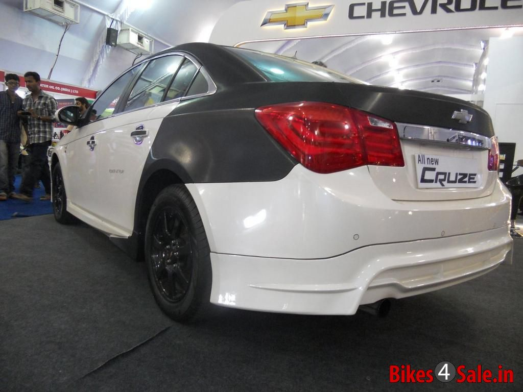 2013 Chevrolet Cruze Limited Edition