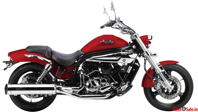 Review And First Look Of 2013 Hyosung Gv650 Aquila Pro