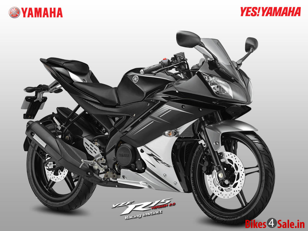 New Colors of 2013 Yamaha R15 Version 2.0