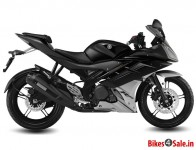 2013 Yamaha R15 Invincible Black