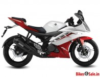 2013 Yamaha R15 Racing Red