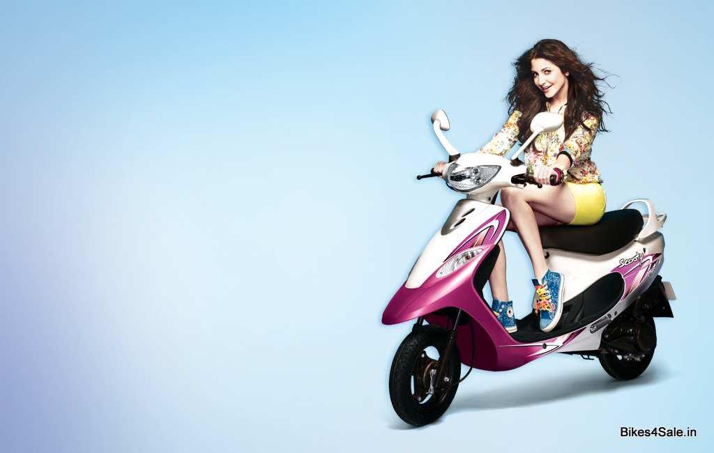 Anushka Sharma In Scooty Advertisement Video Bikes4sale