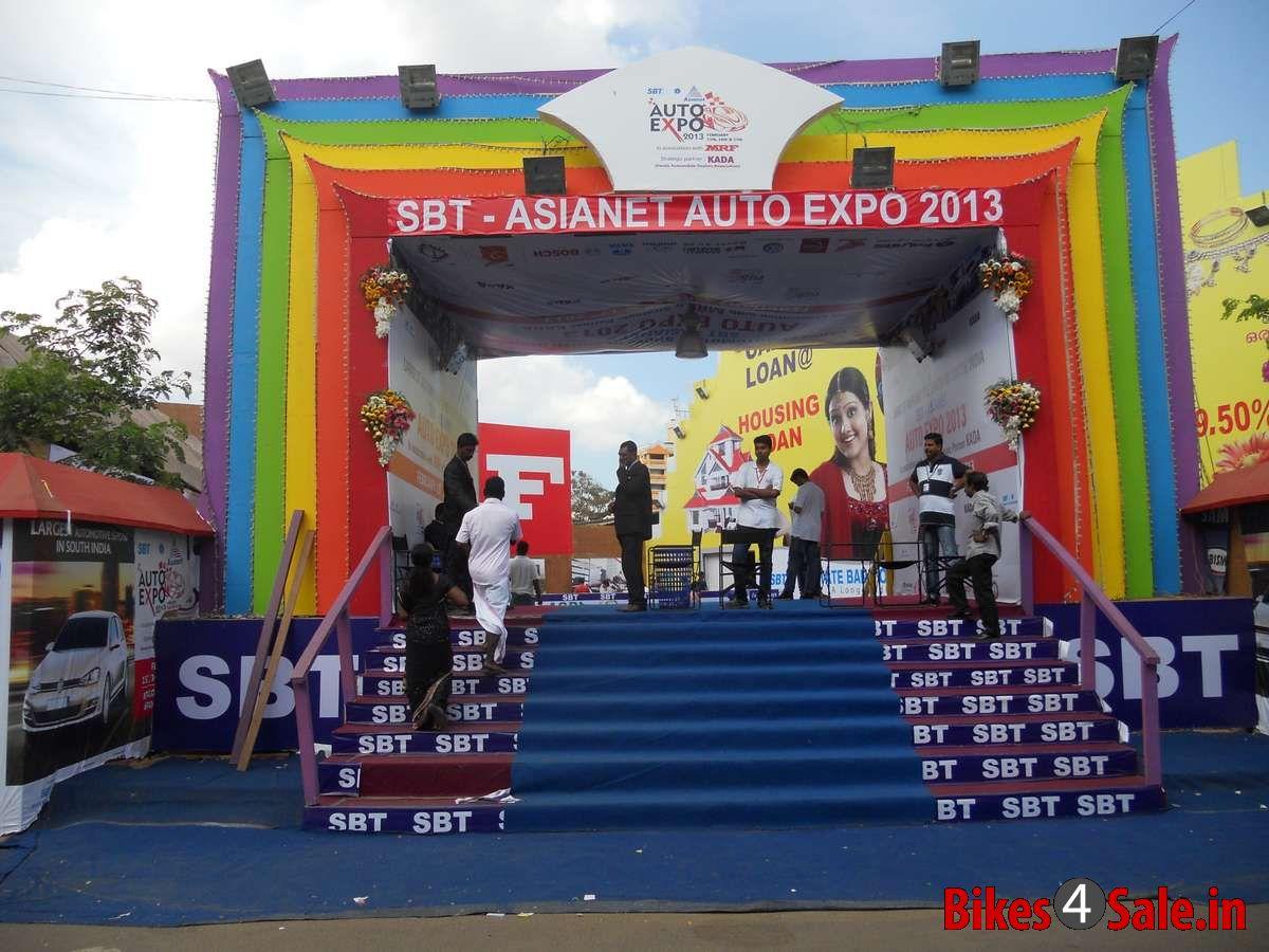 SBT Asianet Auto Expo Kochi 2013