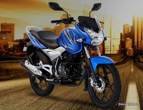 Bajaj Discover 125 ST Picture Gallery - Bikes4Sale