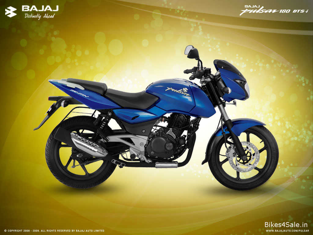 Bajaj Pulsar 180 Wallpaper