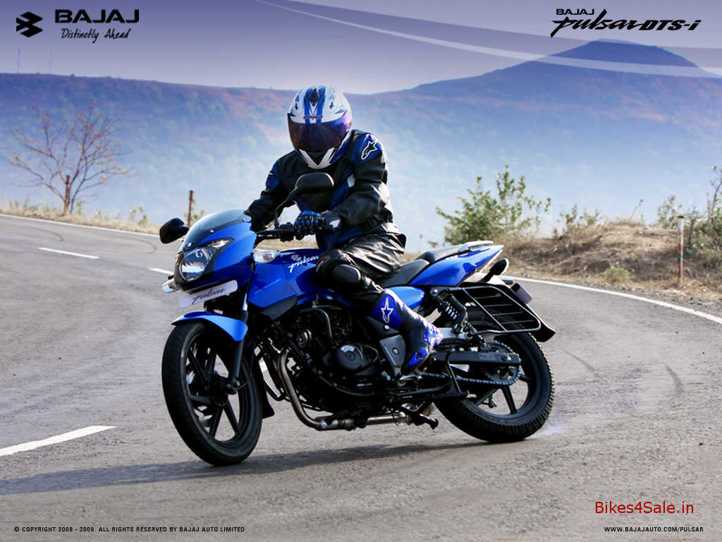 Bajaj Pulsar 200 Wallpaper