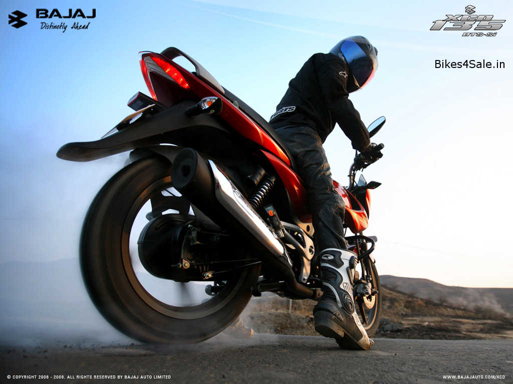 Bajaj XCD 135 DTS-Si Wallpaper
