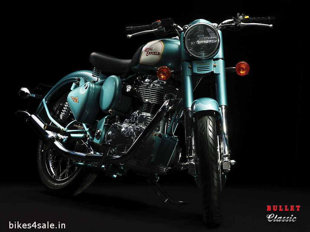 Royal Enfield Bullet Classic Wallpaper