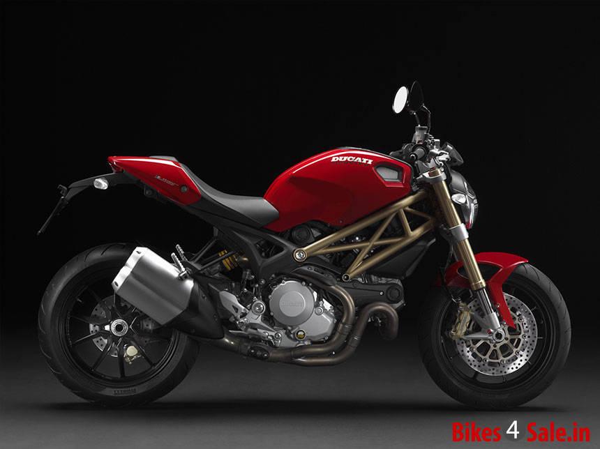 Ducati Monster 1100Evo 20th Anniversary Edition