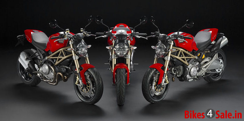 Ducati Monster 20th Anniversary Edition - M696, M796 and M1100 Evo